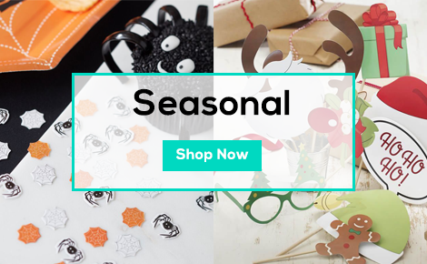 Seasonal - Easter, Halloween & Christmas Accessories - Shop Now